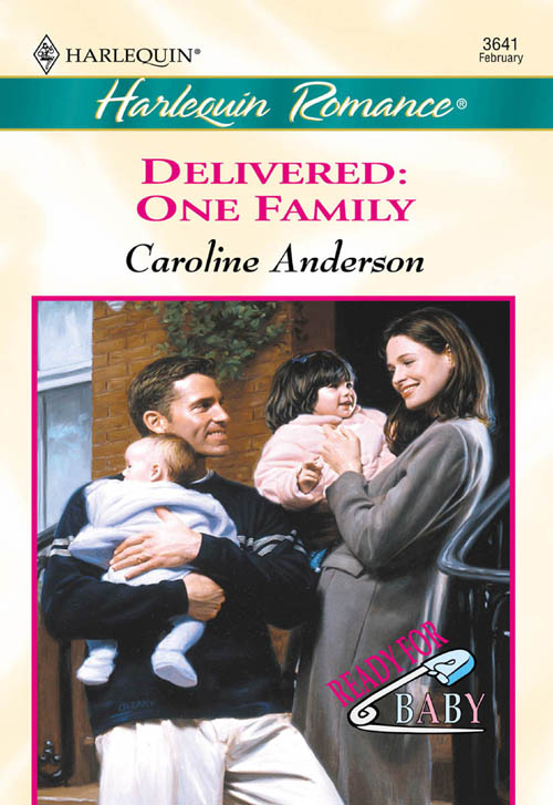Caroline Anderson Delivered: One Family caroline anderson the baby bonding