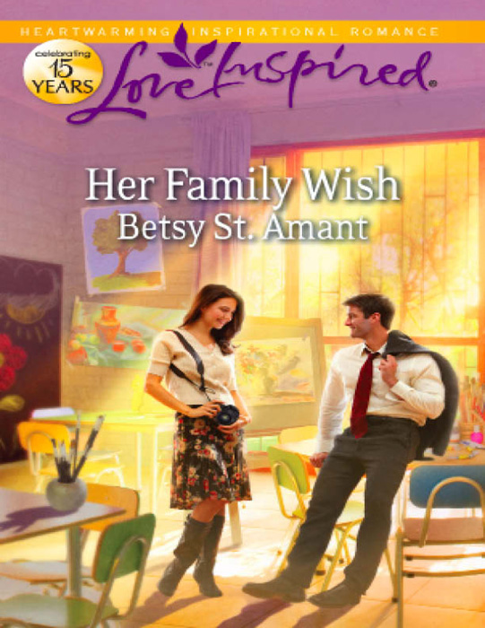 Betsy Amant St. Her Family Wish hannah bernard the dating resolution