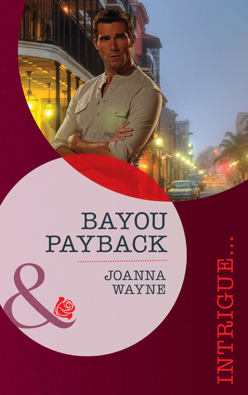Joanna Wayne Bayou Payback expose