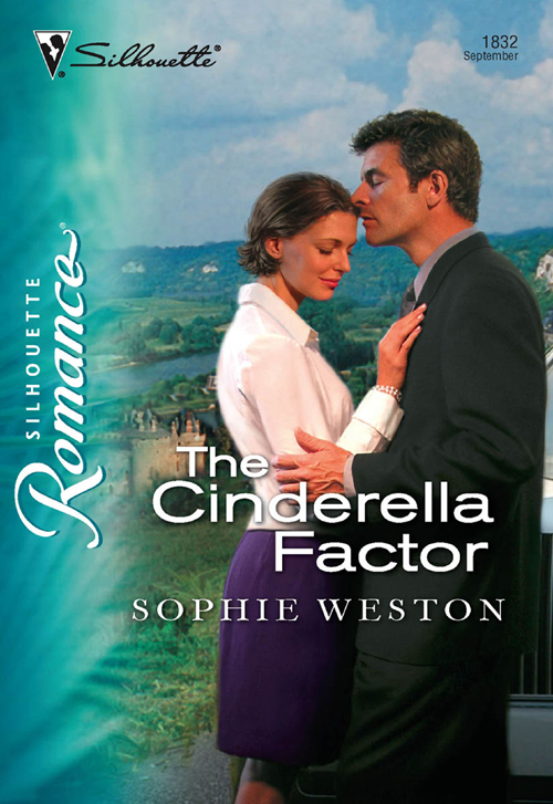 Sophie Weston The Cinderella Factor john burley the hiding place