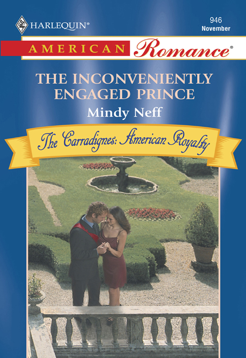 Mindy Neff The Inconveniently Engaged Prince her royal spyness
