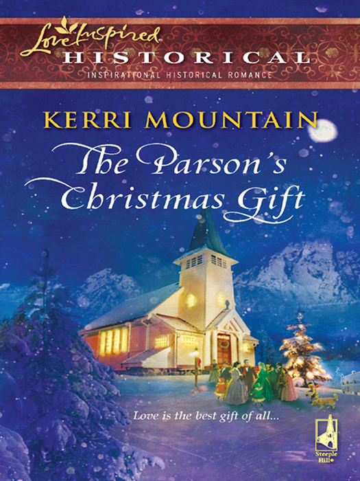 Kerri Mountain The Parson's Christmas Gift journey to the end of the world