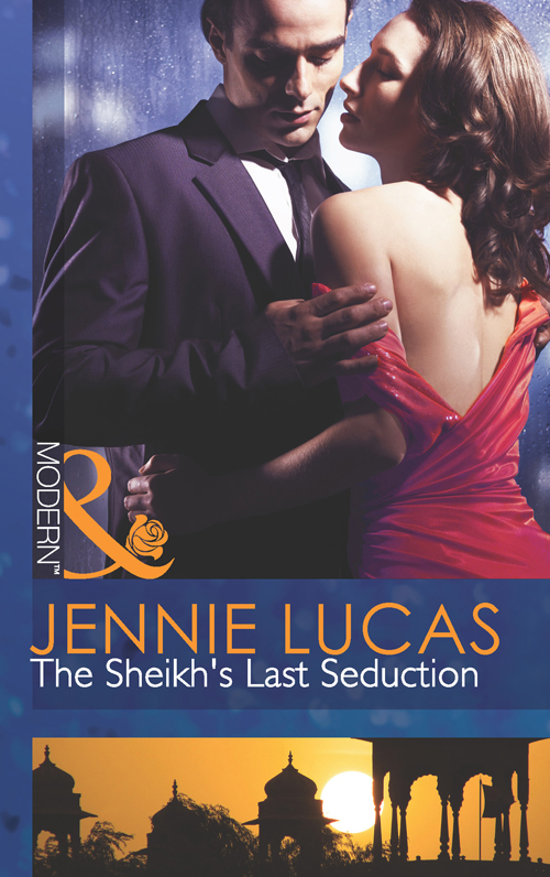 JENNIE LUCAS The Sheikh's Last Seduction