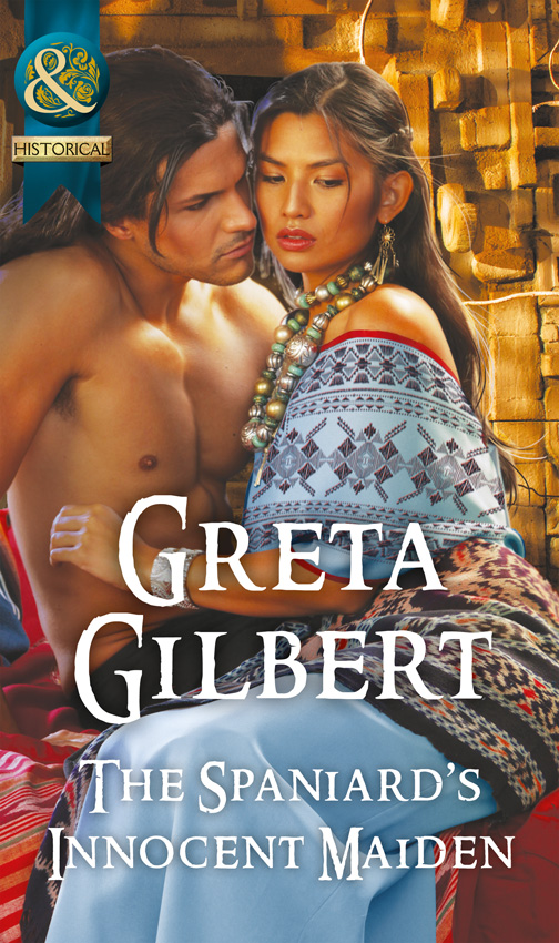 Greta Gilbert The Spaniard's Innocent Maiden lucy ashford the captain and his innocent