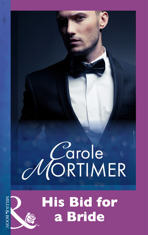 лучшая цена Carole Mortimer His Bid For A Bride