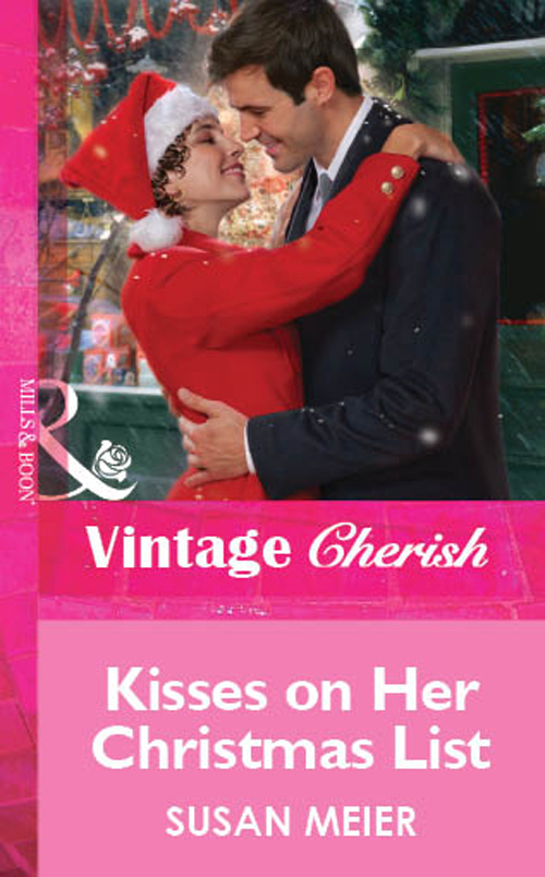SUSAN MEIER Kisses on Her Christmas List barbara leigh for love of rory