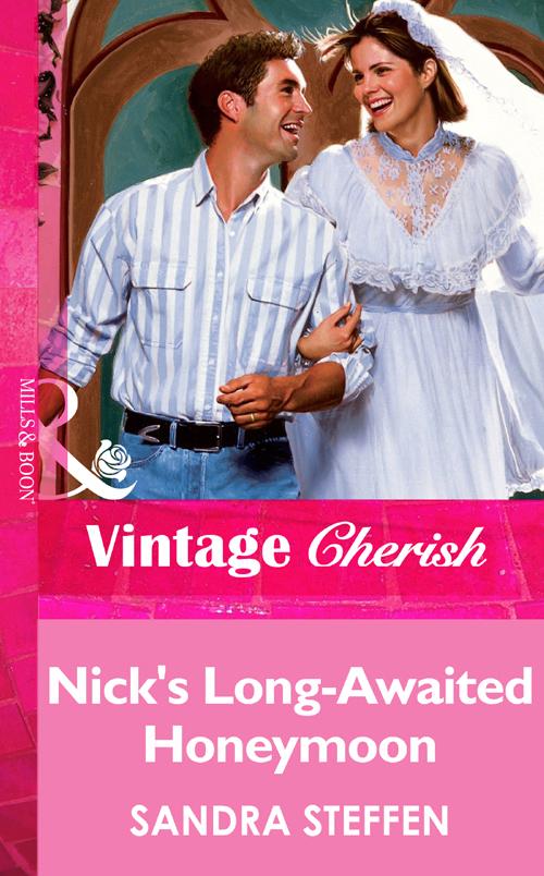 Sandra Steffen Nick's Long-Awaited Honeymoon цена и фото