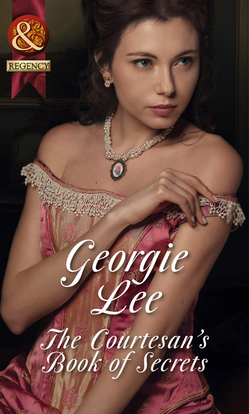 Georgie Lee The Courtesan's Book of Secrets becoming a category of one