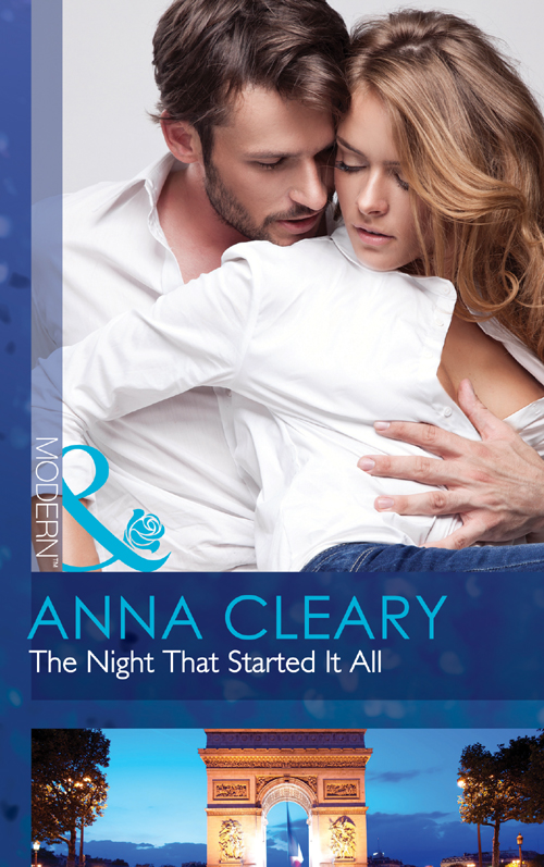 Anna Cleary The Night That Started It All blame it on anna