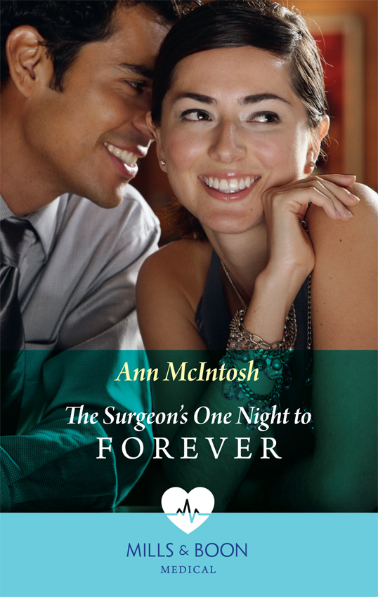Ann McIntosh The Surgeon's One Night To Forever mcintosh mc275 mkvi