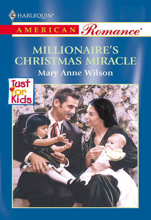 Mary Wilson Anne Millionaire's Christmas Miracle lucy gordon the millionaire s christmas wish