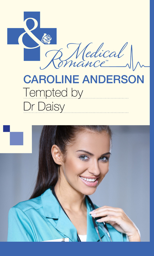 Caroline Anderson Tempted by Dr Daisy цена