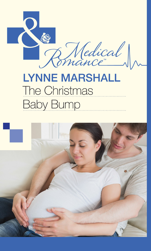 Lynne Marshall The Christmas Baby Bump