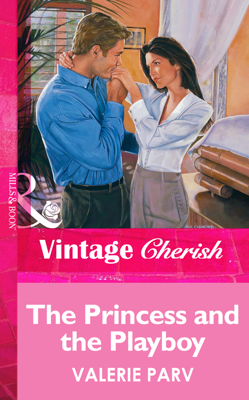 Valerie Parv The Princess and the Playboy whom to marry