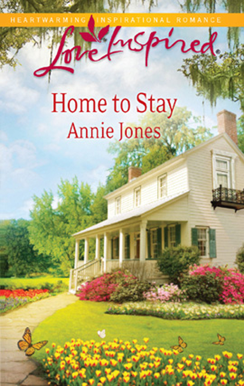 Annie Jones Home to Stay raised on old time country cooking a companion to the trilogy