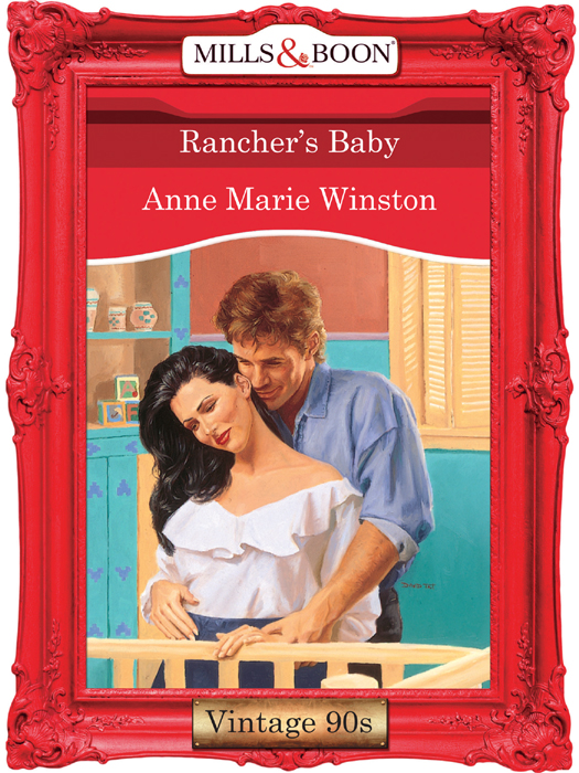 Anne Marie Winston Rancher's Baby anne marie winston rancher s wife