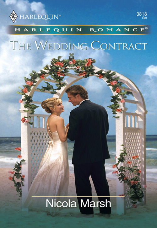 Nicola Marsh The Wedding Contract sue mackay the family she needs