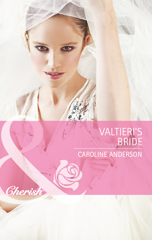 Caroline Anderson Valtieri's Bride abby gaines the wedding plan