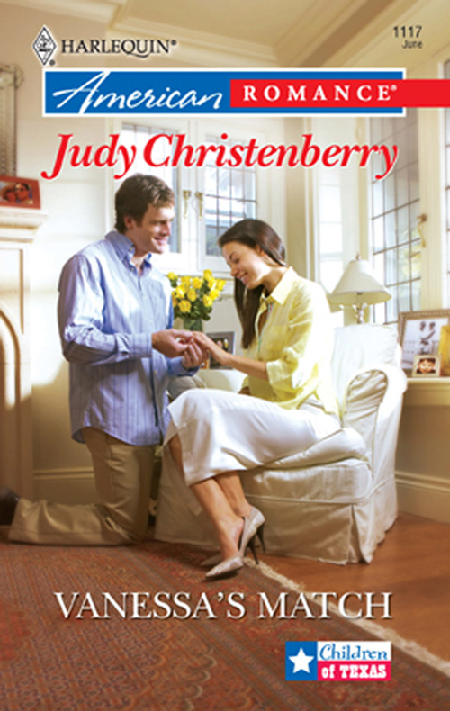 Judy Christenberry Vanessa's Match nothing to lose everything to gain