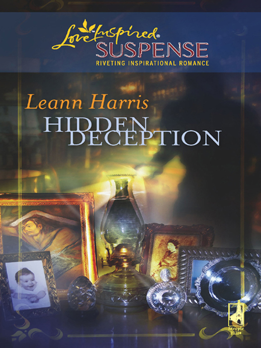 Leann Harris Hidden Deception the hidden girl