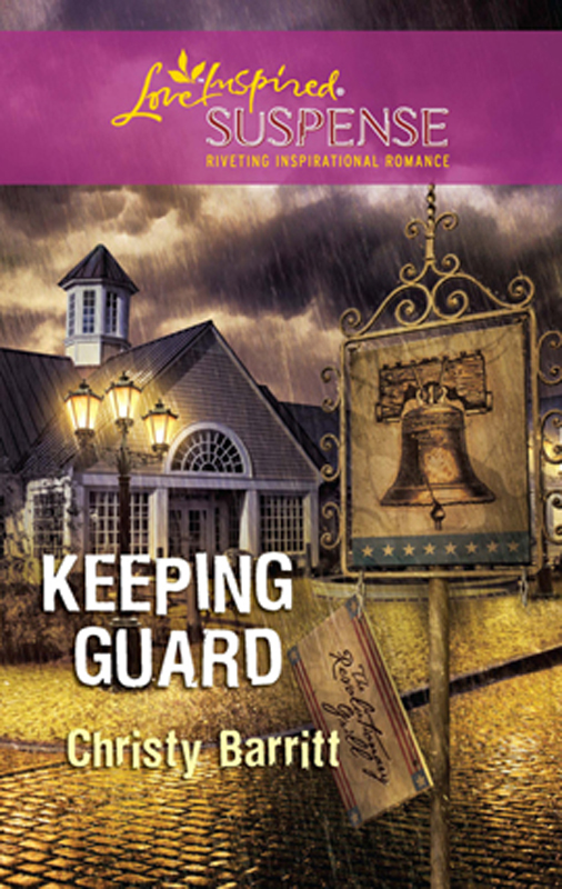 Christy Barritt Keeping Guard virginia carmichael a home for her family