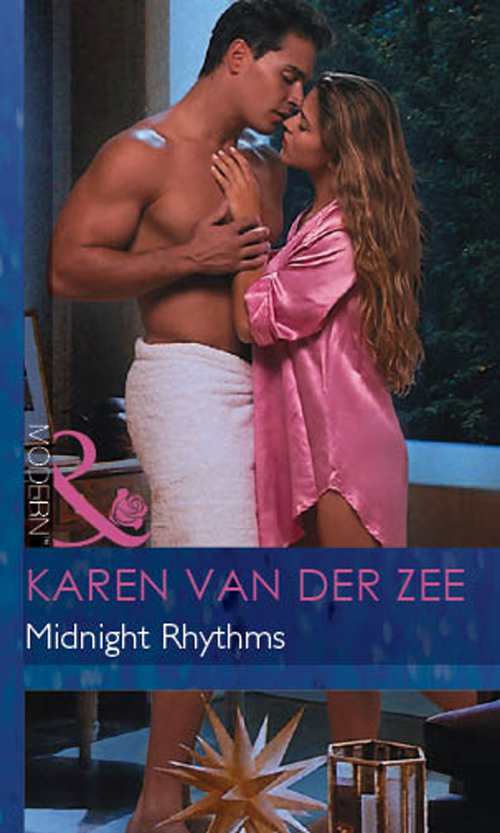 Karen Van Der Zee Midnight Rhythms недорого