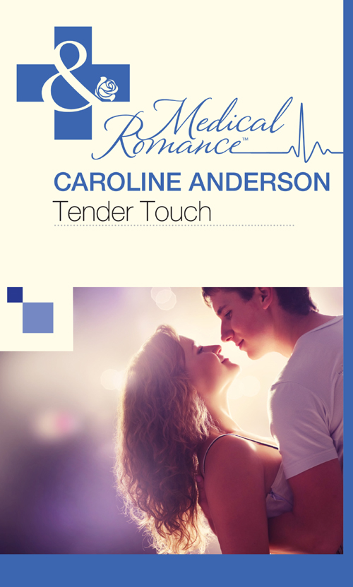 Caroline Anderson Tender Touch caroline anderson a funny thing happened