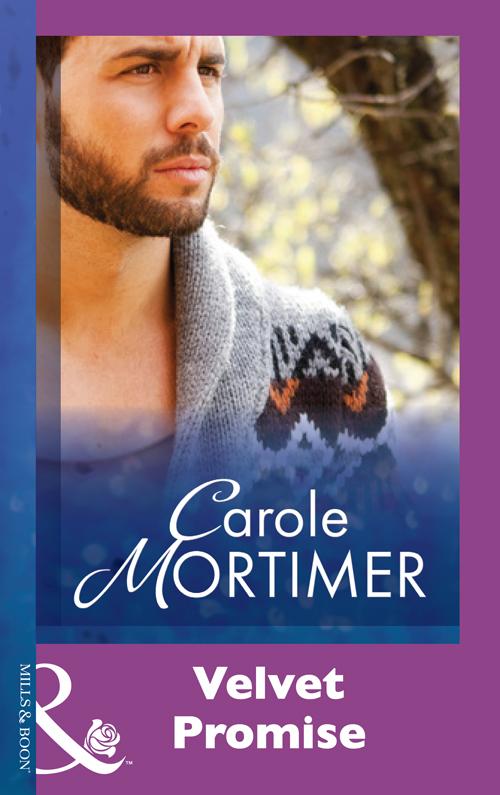 Carole Mortimer Velvet Promise carole mortimer tall dark