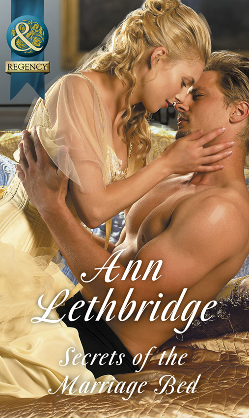 Ann Lethbridge Secrets Of The Marriage Bed the surrender of miss fairbourne