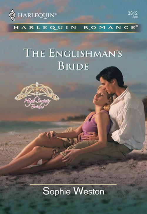 Sophie Weston The Englishman's Bride smt nozzle 946602747001 946602747201 946602747301 for philip pick