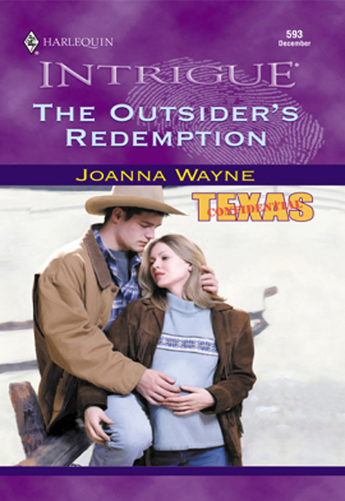Joanna Wayne The Outsider's Redemption joanna wayne the second son
