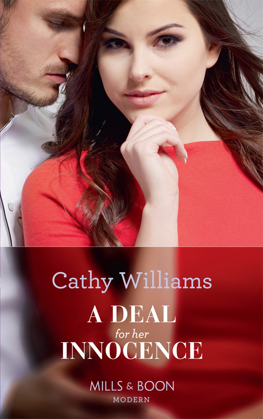 CATHY WILLIAMS A Deal For Her Innocence cathy williams a deal with di capua