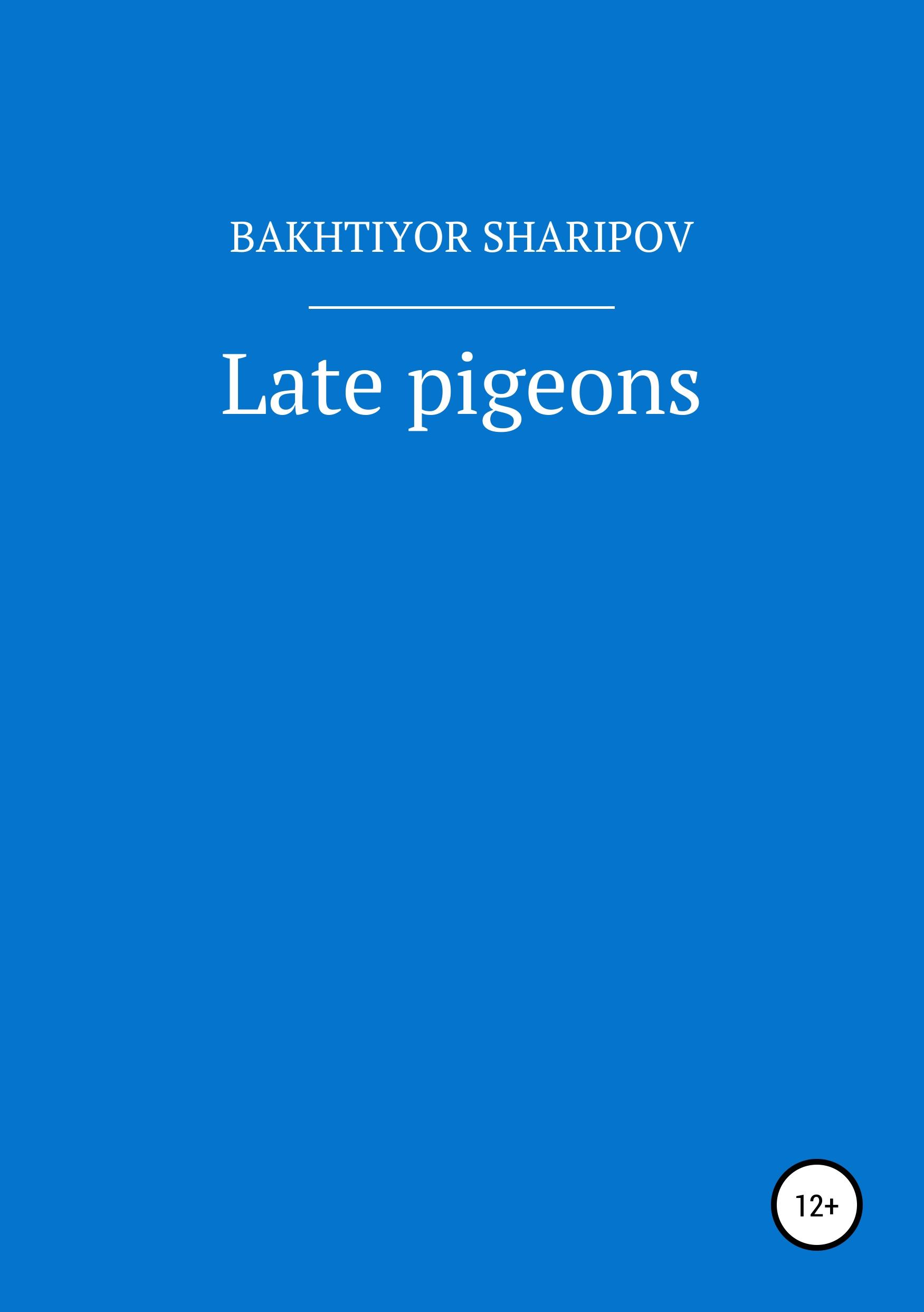 Bakhtiyor Raximovich Sharipov Late pigeons the new jersey we love