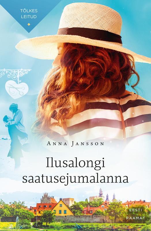 Anna Jansson Ilusalongi saatusejumalanna anna jansson ilusalongi saatusejumalanna