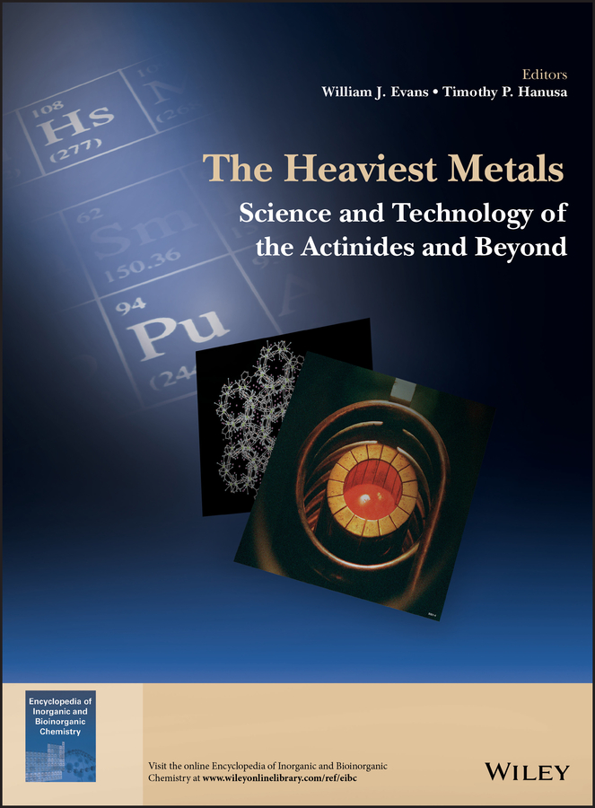 Timothy Hanusa P. The Heaviest Metals. Science and Technology of the Actinides and Beyond level of trace metals in tilapia fish of three lakes in ethiopia