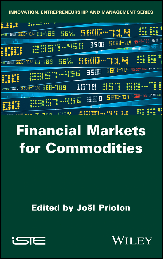 лучшая цена Joel Priolon Financial Markets for Commodities