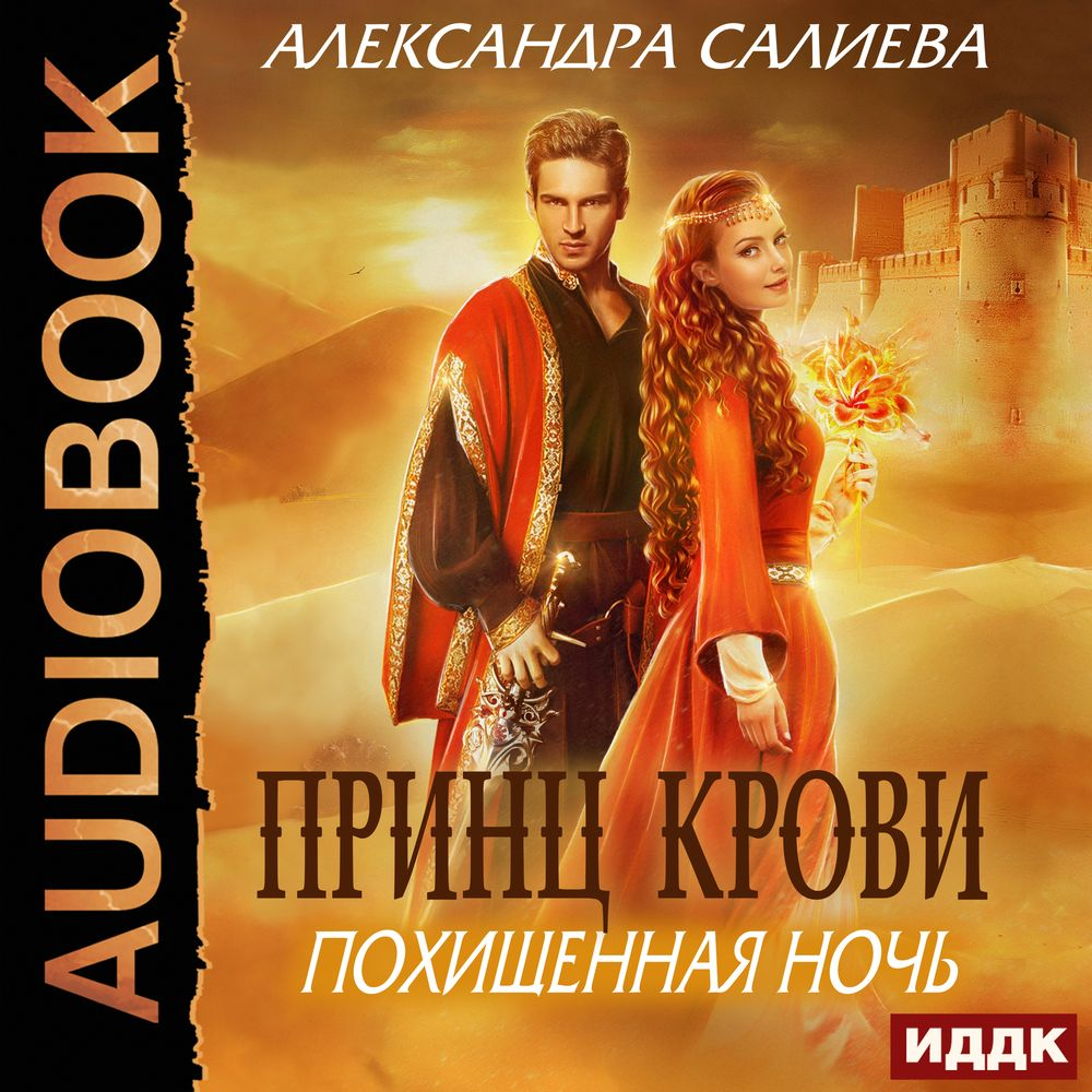 Александра Салиева Принц крови. Похищенная ночь александра созонова сказка на ночь