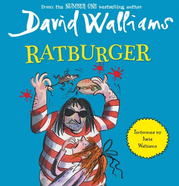 David Walliams Ratburger david walliams grandpa's great escape