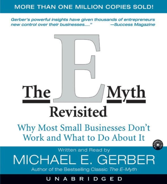 Michael E. Gerber E-Myth Revisited michael purcell manhood myth and mystery