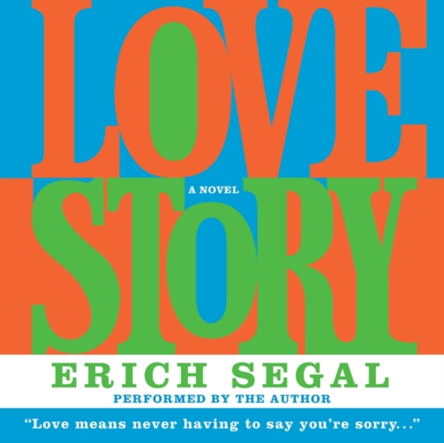 Фото - Erich Segal Love Story charles segal tragedy and civilization