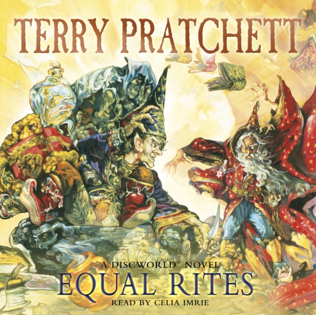 Terry Pratchett Equal Rites death rites and rights