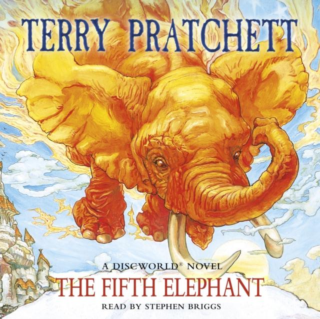Terry Pratchett Fifth Elephant цена