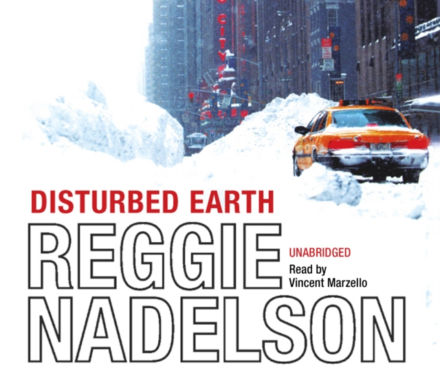 Reggie Nadelson Disturbed Earth printio disturbed