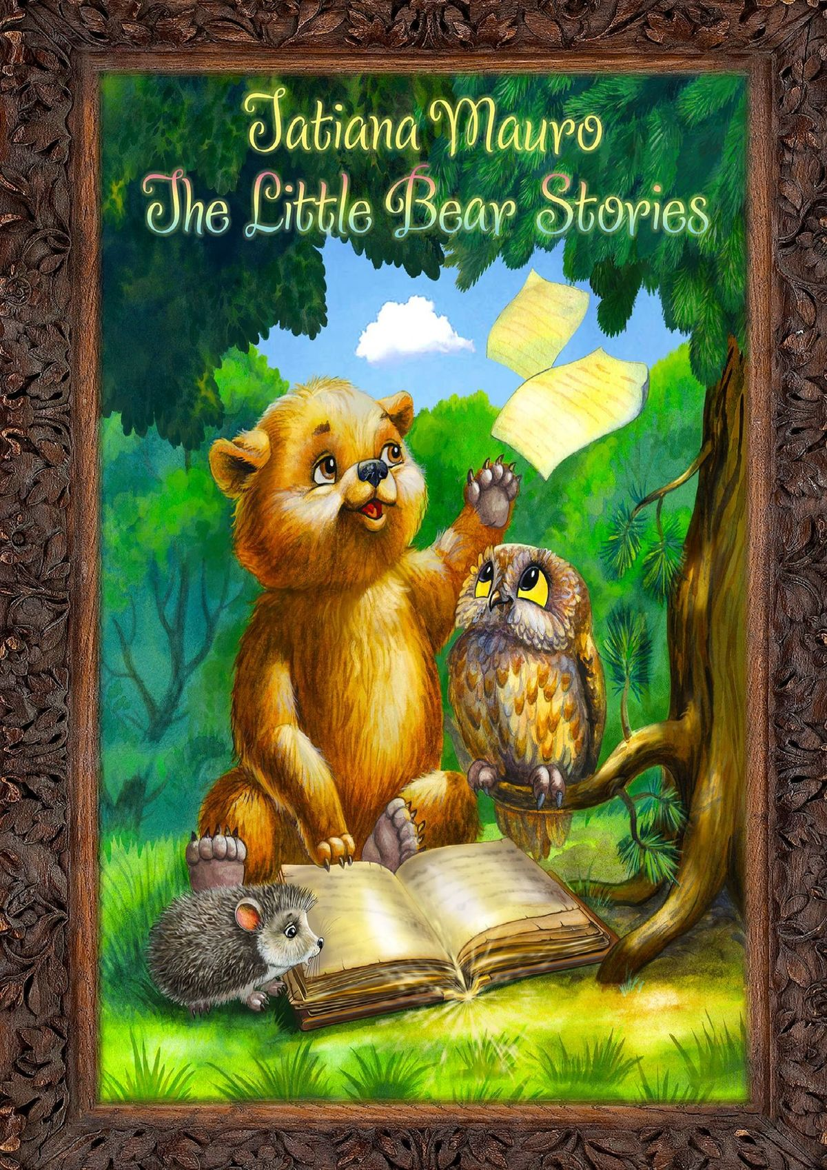 Tatiana Mauro The Little Bear Stories the myth of maturity – what teenagers need from parents to become adults