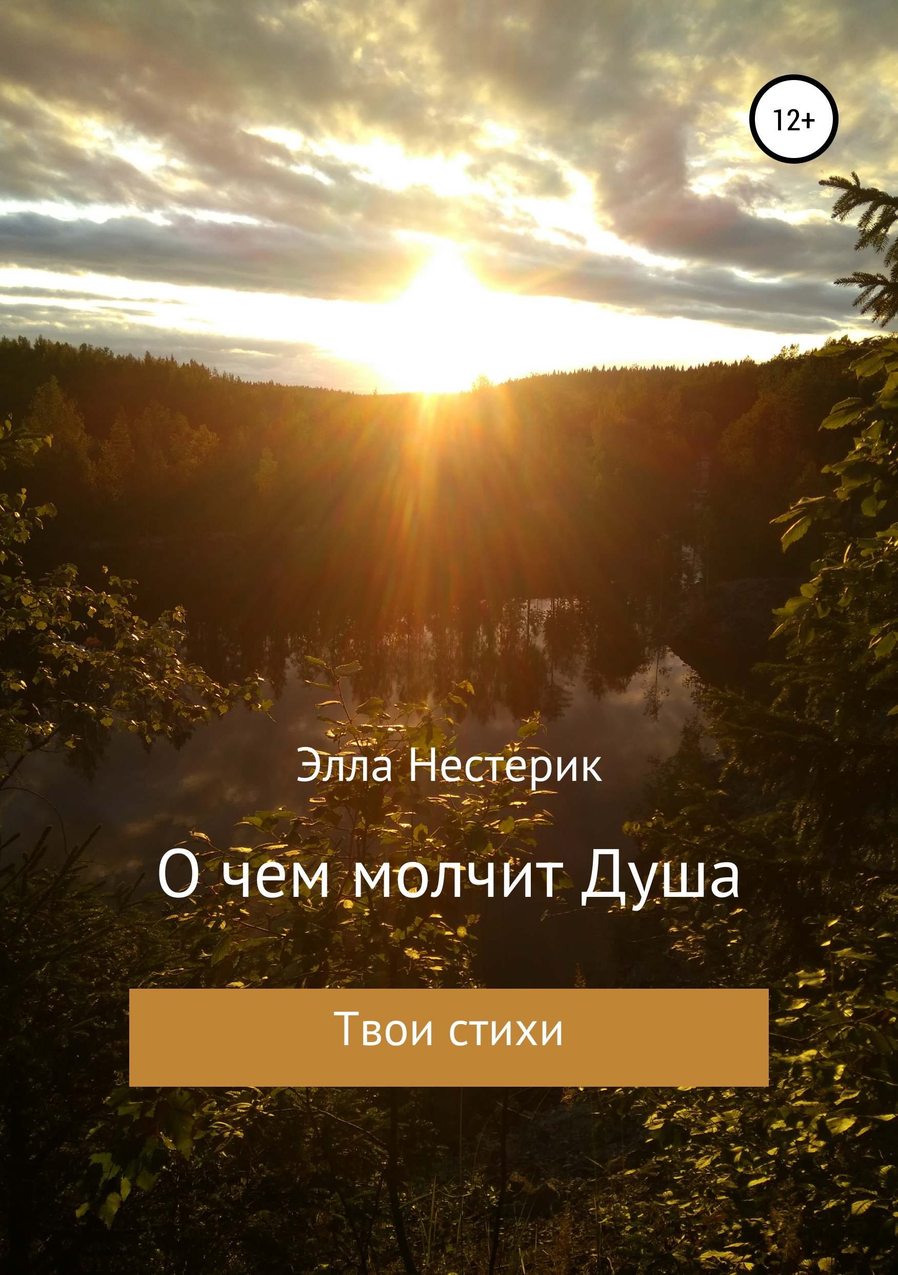Элла Владимировна Нестерик О чем молчит Душа айрат гафиятуллин о чем не молчит душа