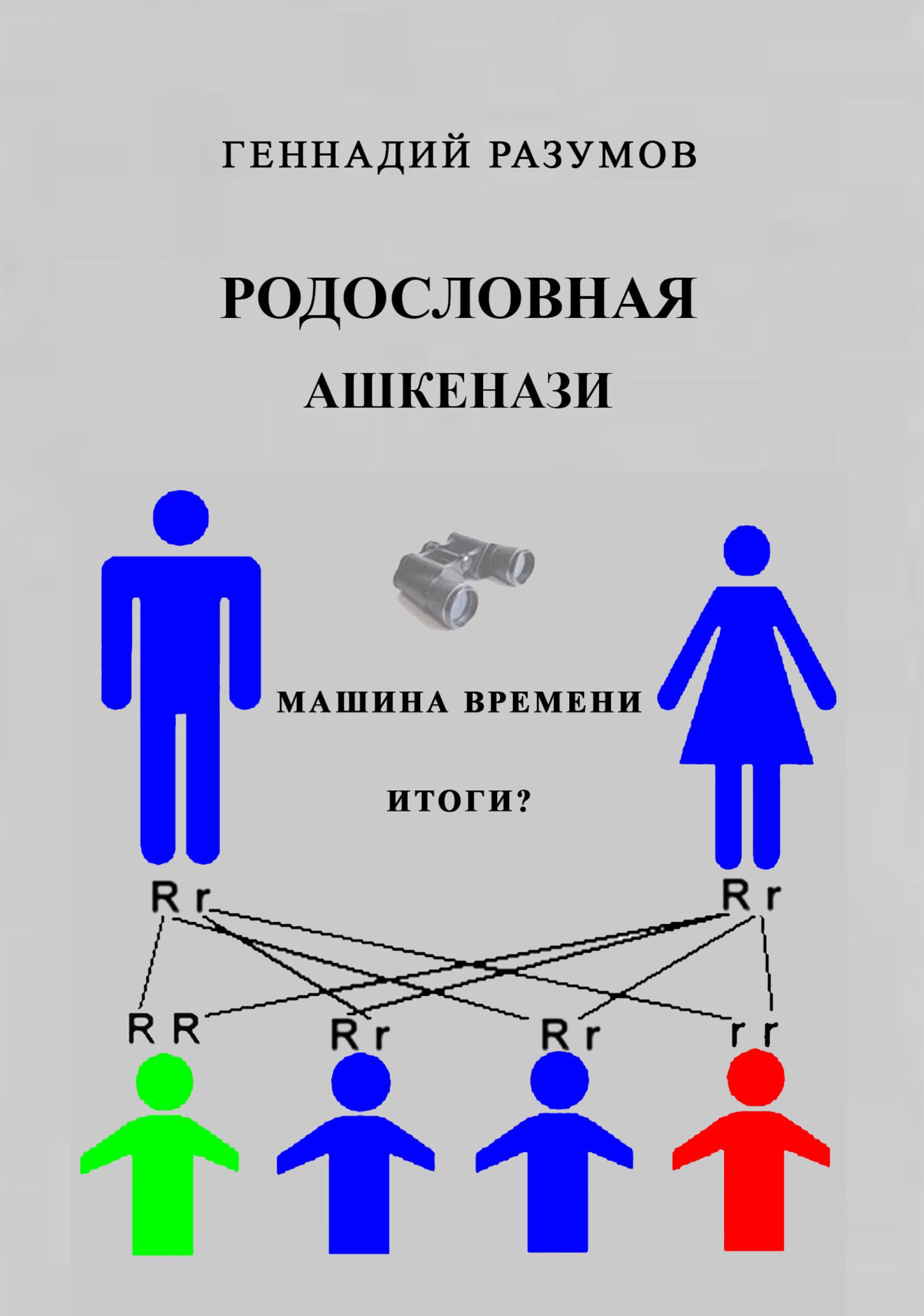 Геннадий Разумов Родословная ашкенази