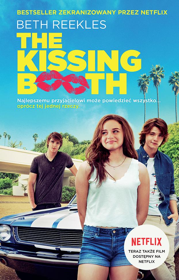 Beth Reekles The Kissing Booth mojipower аккумулятор mojipower kissing