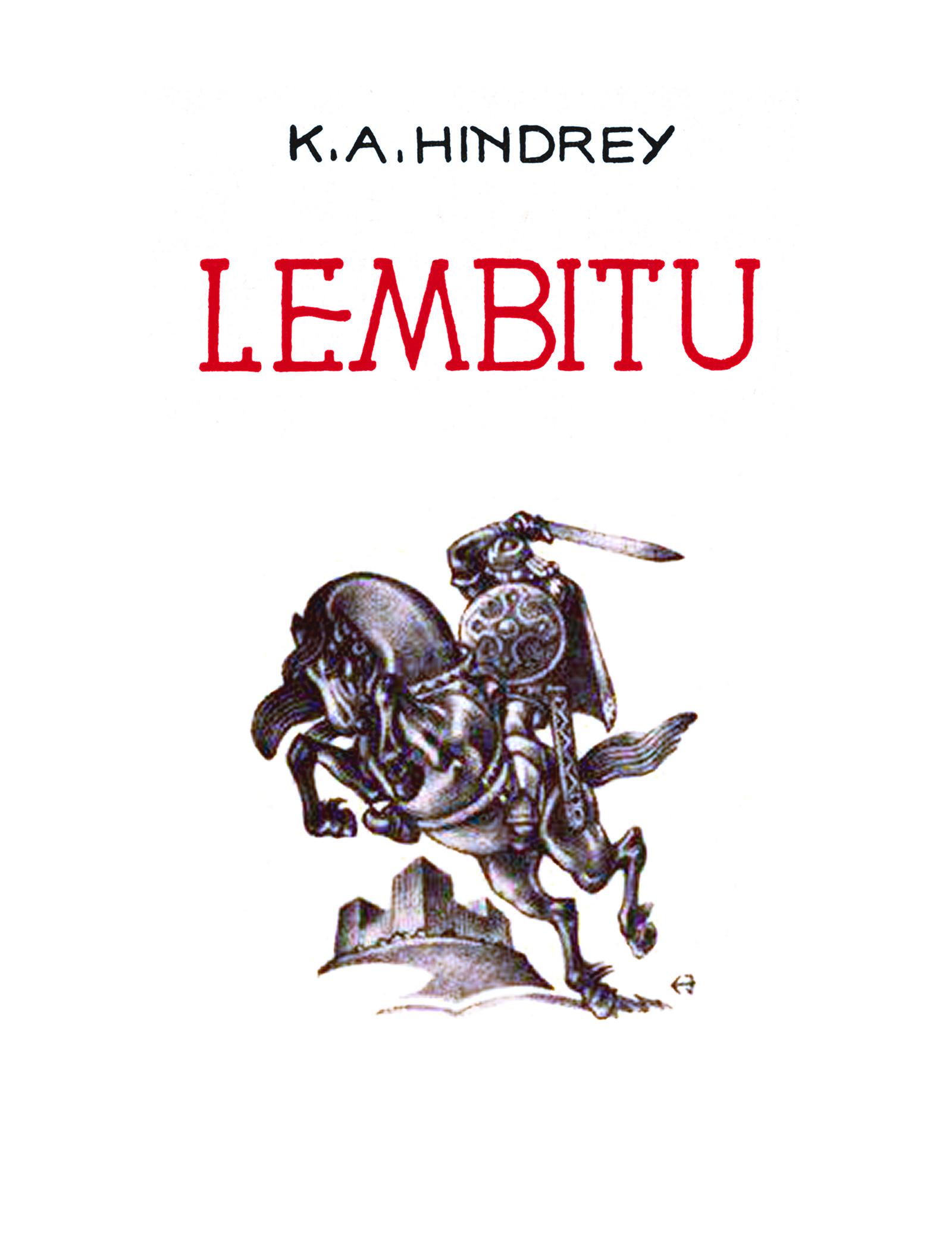 Karl August Hindrey Lembitu mart helme lembitu
