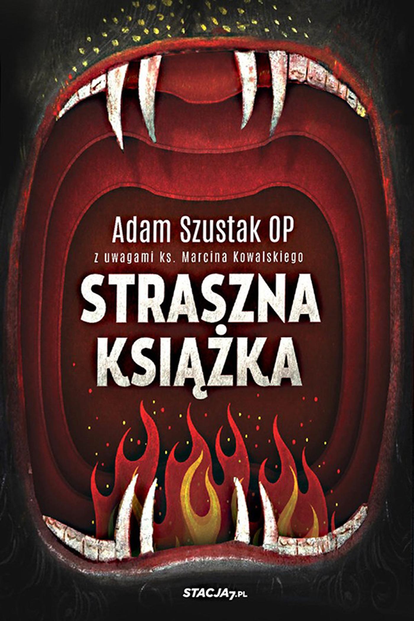 o. Adam Szustak OP Straszna książka o ravanello scene al presepio op 129