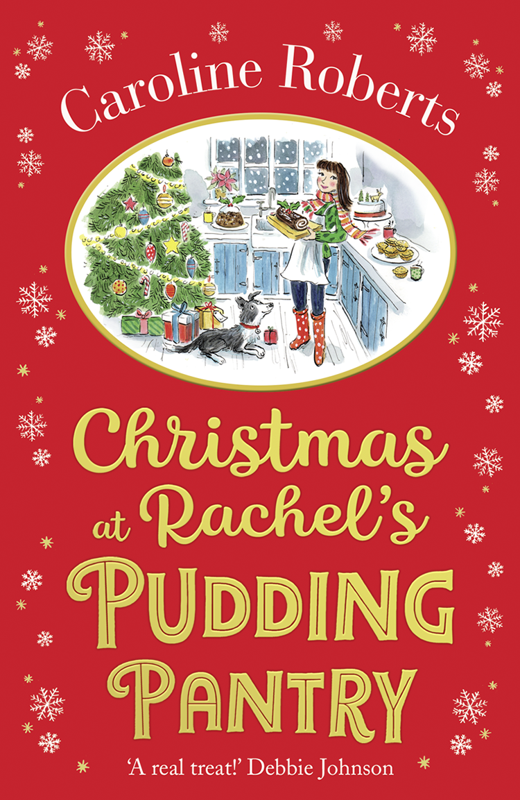 Caroline Roberts Christmas at Rachel's Pudding Pantry heidi swain sleigh rides and silver bells at the christmas fair